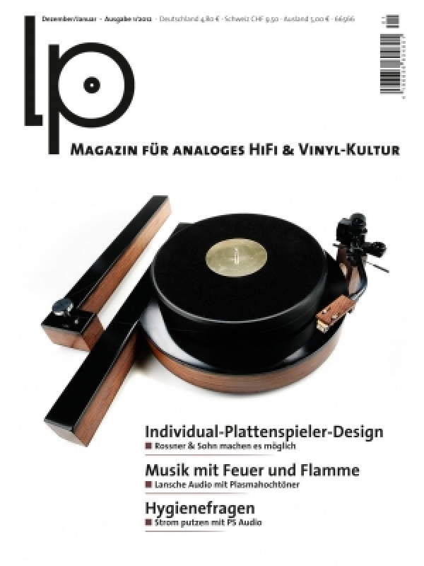 LP Magazin 01/2012: Thorens Base